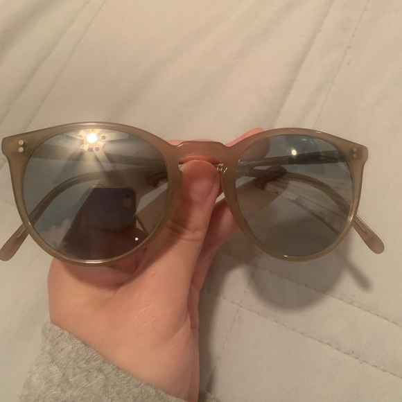 Oliver People's x The Row Sunglasses